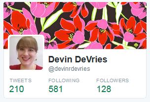 Twitter stats 8.29.16